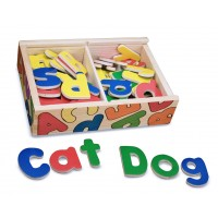 Melissa and Doug Magnetic Alphabet