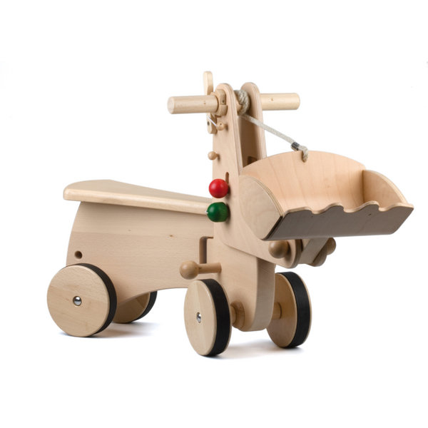 Wood Ride On Toys 102