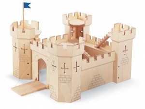 The woodentoyshop guide to toy castles wooden toys blog - Manualidades castillo medieval ...
