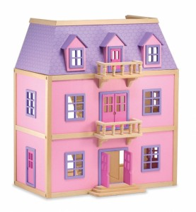 Melissa and Doug Dolls House