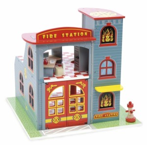 Le Toy Van Fire Station