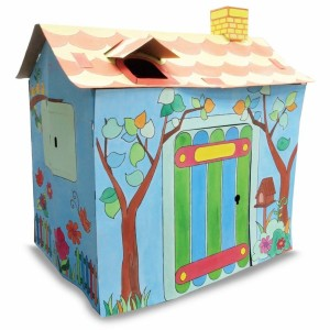 Colour Your Own Playhouse