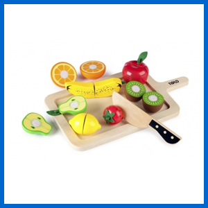 Toy Sorting Fruits