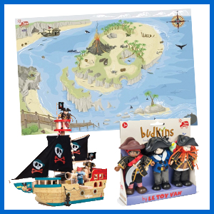 Pirate Ship Bundle