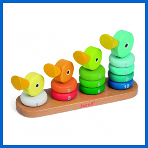 Stacking Duck Family