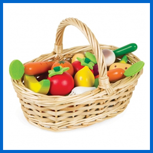 Pretend Play Fruit & Veg