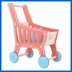 BigJigs Shopping Trolley