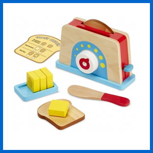 Toast & Butter Play Set