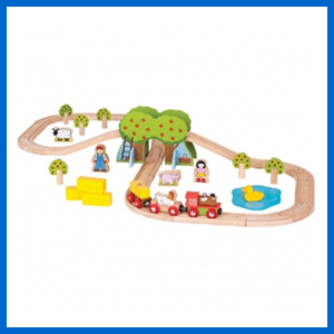 Bigwigs Farm Play Set
