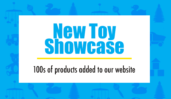 New Toy Showcase