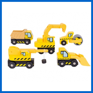 Bigjigs construction set