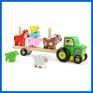 Stacking Farm Animals