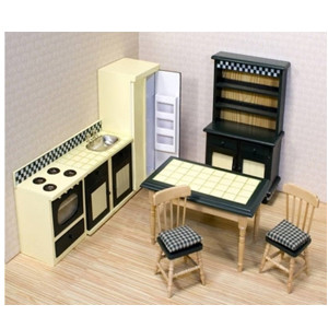 Dolls Classic Kitchen