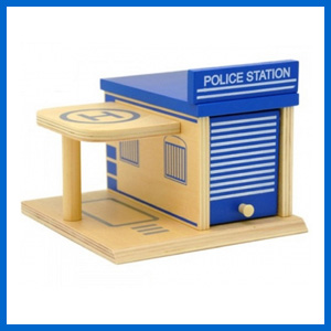 Click Clack Police Station