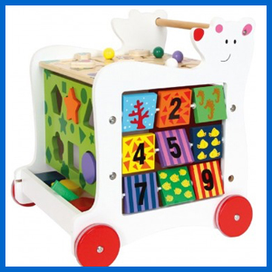 Baby Bear Activity Walker