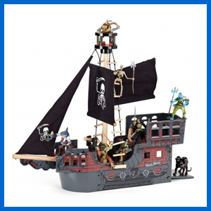 Fantasy Pirate Ship