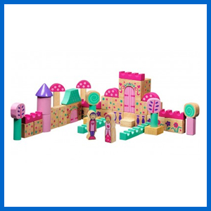 Fairytale Wooden Blocks