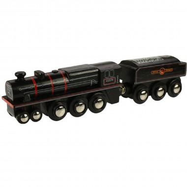 Bigjigs Black 5 Engine