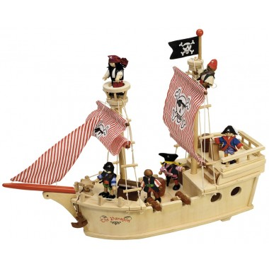 John Crane Tidlo Paragon Pirate Ship