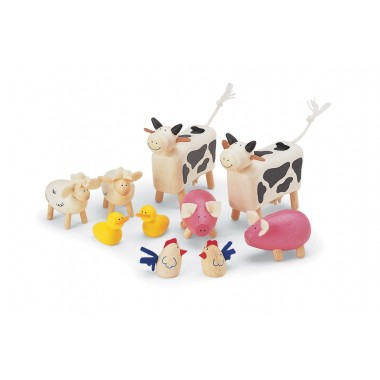 Pintoy Farm Animals