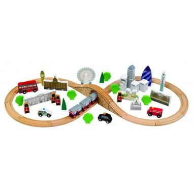 John Crane City of London Train Set