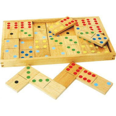 BigJigs Jumbo Dominoes