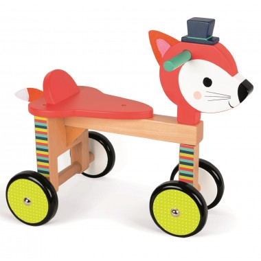 Janod Baby Forest Fox Trike