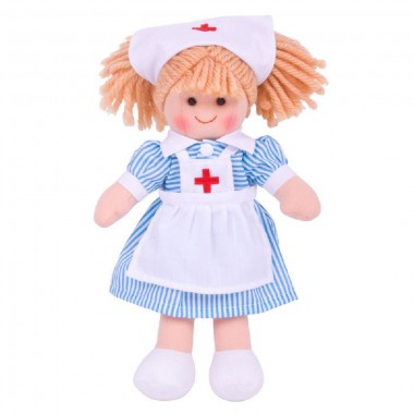 Nurse Nancy 28cm Doll