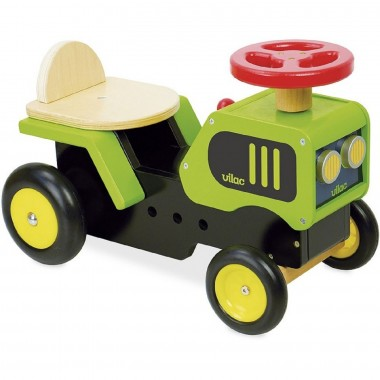 Ride on Wooden Tractor