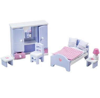 Tidlo Dolls' Bedroom Furniture