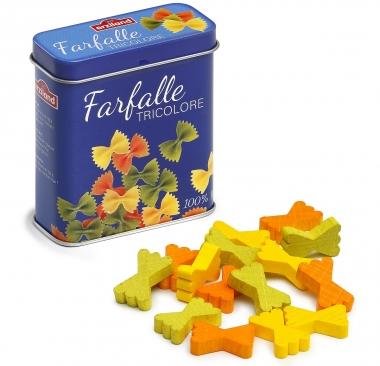 Tin of Wooden Farfalle Pasta