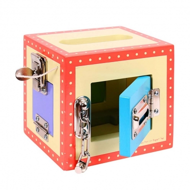 BigJigs Lock Box