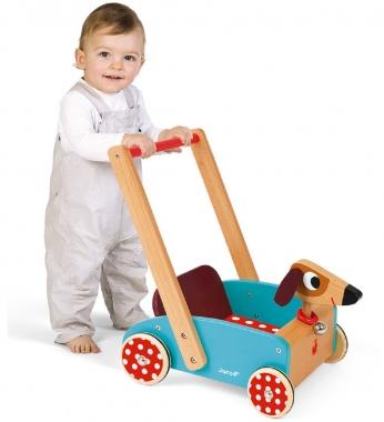 Crazy Doggy Cart
