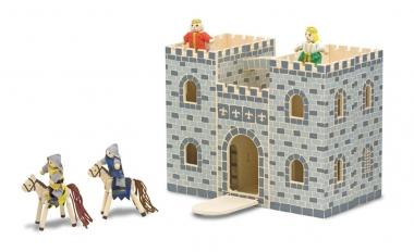 Melissa and Doug Fold & Go Castle