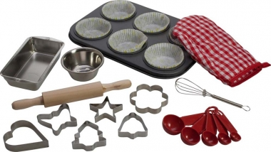 BigJigs Young Chef's Baking Set