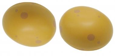 2 x Wooden Potatoes