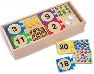 Self-Correcting Numbers Puzzle