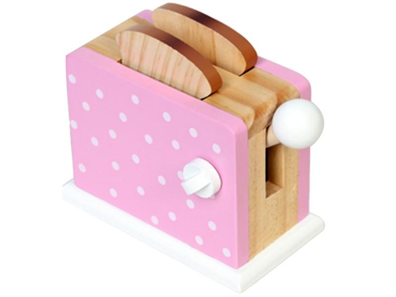 Spotty Pink Toaster