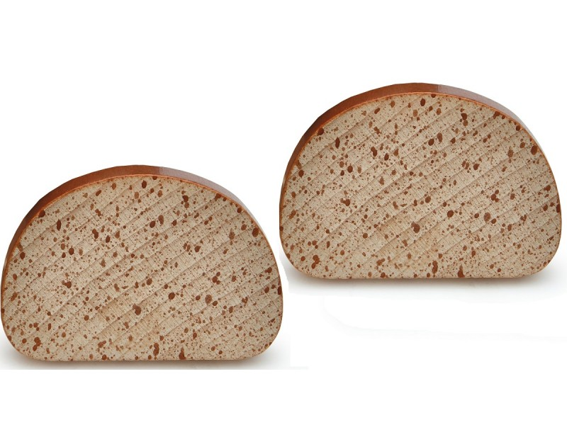 2 x Slices of Wooden Wholemeal Bread
