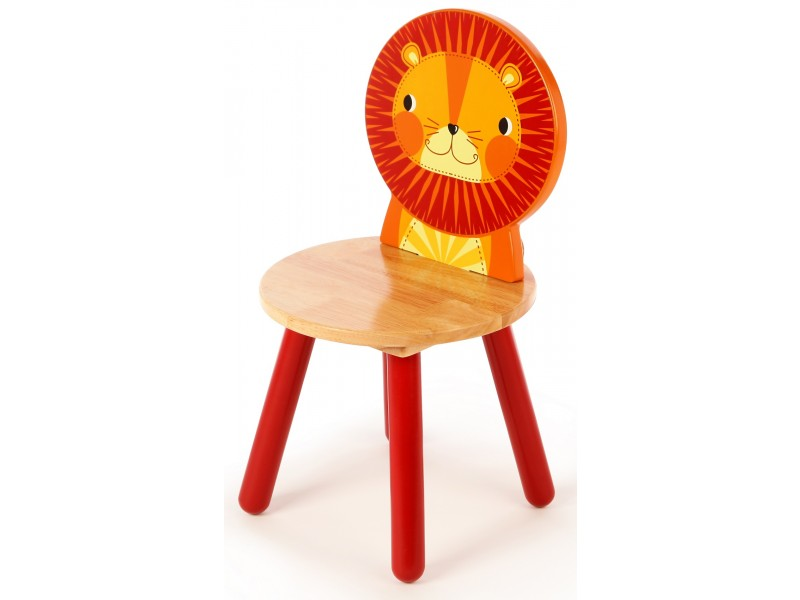 John Crane Tidlo Lion Chair