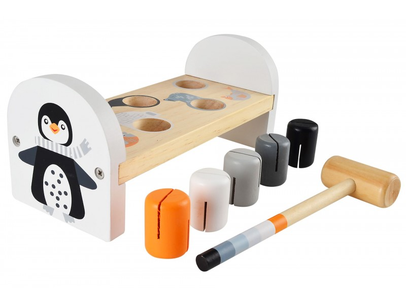 Magni Penguin Hammer Bench