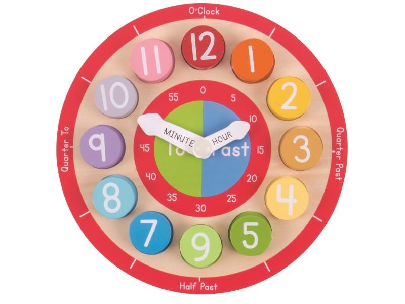 Teaching Clock