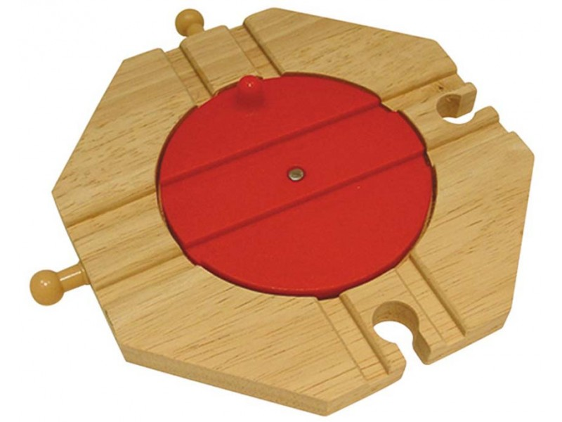 Four Way Turntable