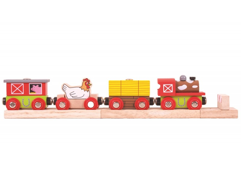 Farmyard Train