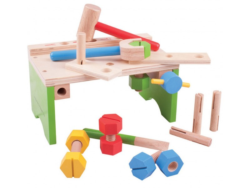BigJigs Carpenters Bench