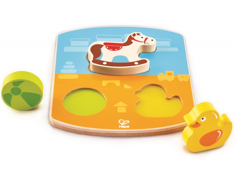 Hape Chunky Toy Puzzle