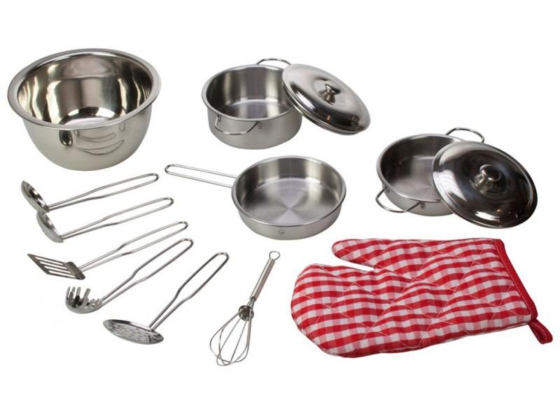 BigJigs Kitchenware Set
