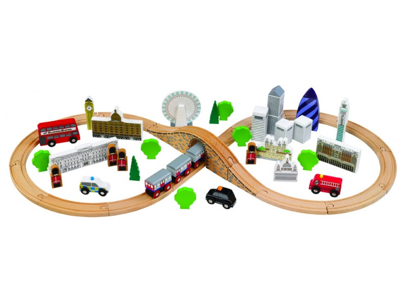 John Crane City of London Train Set