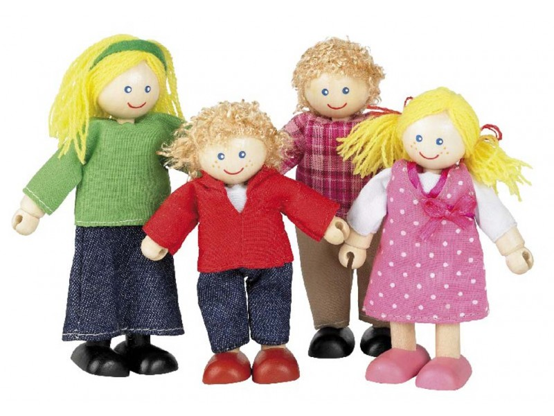 John Crane Tidlo Doll Family