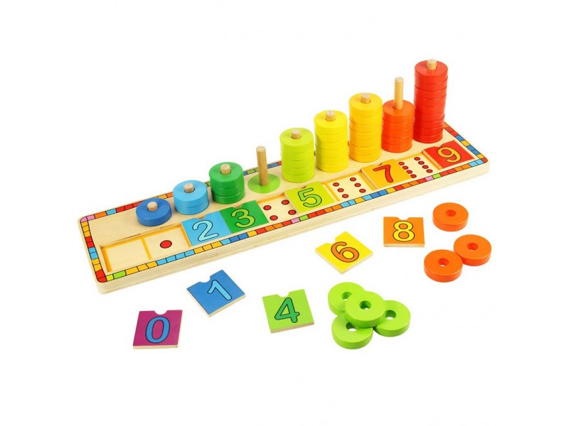 BigJigs Learn to Count